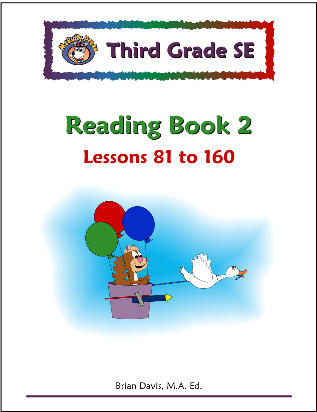 Third Grade Reading Book 2 - McRuffy Press