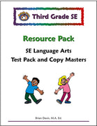Third Grade SE Language Arts Resource Pack - McRuffy Press