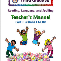 Third Grade Language Arts Teacher's Manual Part 1 - McRuffy Press
