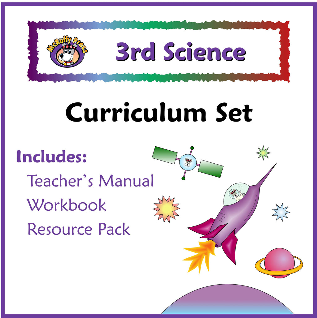 Third Grade Science Curriculum - McRuffy Press
