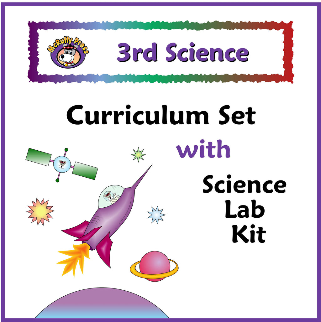 Third Grade Science Curriculum and Lab Kit - McRuffy Press
