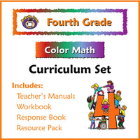 Fourth Grade Color Math Curriculum - McRuffy Press
