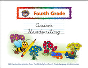 Fourth Grade Cursive Handwriting - McRuffy Press