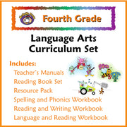 Fourth Grade Language Arts Curriculum - McRuffy Press