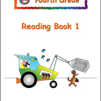 Fourth Grade Reading Book 1 - McRuffy Press