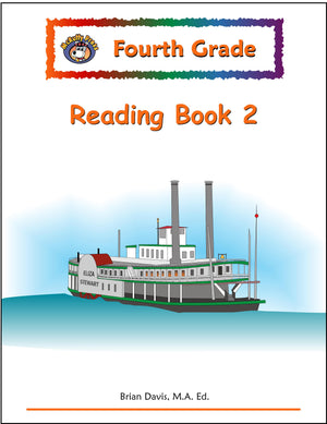 Fourth Grade Reading Book 2 - McRuffy Press