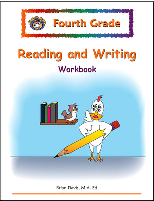Fourth Grade Reading & Writing Workbook - McRuffy Press