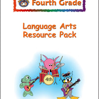Fourth Grade SE Language Arts Resource Pack - McRuffy Press