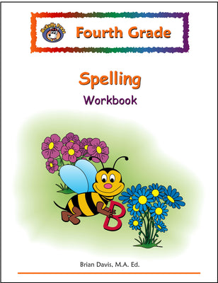 Fourth Grade Spelling Workbook - McRuffy Press