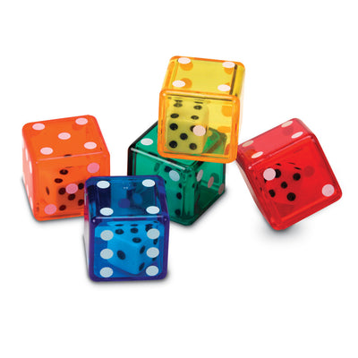 Dice in Dice - McRuffy Press