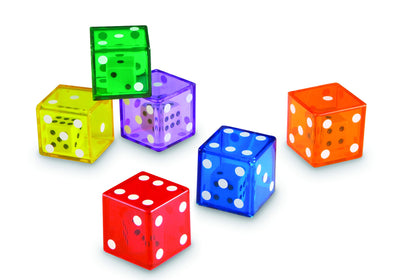 Jumbo Dice in Dice - McRuffy Press