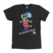 Yo Rat Rat-titude T-shirt - McRuffy Press