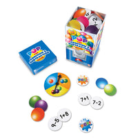 Pop for Addition & Subtraction Game - McRuffy Press