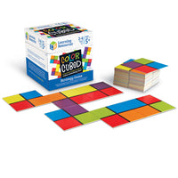 Color Cubed Strategy Game - McRuffy Press