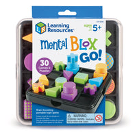 Mental Blox Go - McRuffy Press