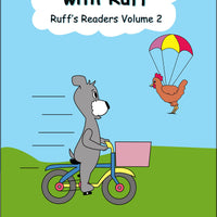 Adventures with Ruff (Ruff's Readers - Vol 2) - McRuffy Press
