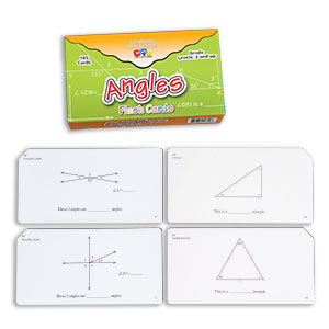 Angle Flash Cards - McRuffy Press