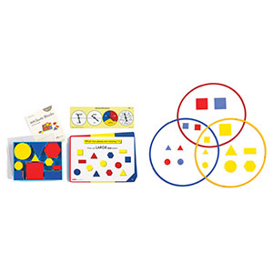 Attribute Activity Set - McRuffy Press