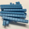 Base Ten Rods Blue (set of 20) - McRuffy Press