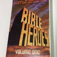 Bible Heroes Cassette Pack - McRuffy Press