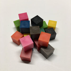 Base Ten Cubes (20 cubes - 10 colors) - McRuffy Press