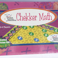 Chekker Math - McRuffy Press