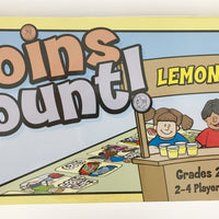 Coins Count Game - McRuffy Press