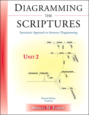 Diagramming The Scriptures Unit 2 - McRuffy Press