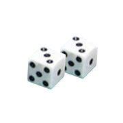 Dice (price per die, colors vary) - McRuffy Press