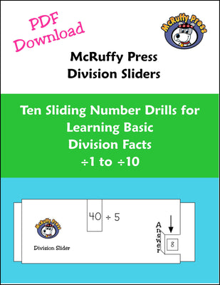 Division Sliders Download - McRuffy Press