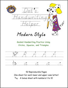 Dot's Handwriting Helper - Modern - McRuffy Press