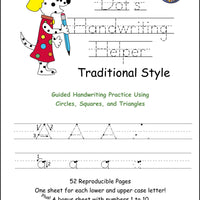 Dot's Handwriting Helper - Traditional - McRuffy Press