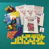 Fifth Grade Color Math Curriculum and Manipulative Kit - McRuffy Press