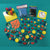 First Grade Color Math Manipulative Kit
