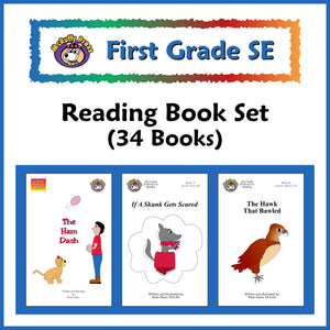First Grade SE Reading Book Set - McRuffy Press