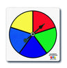 Five Color Spinner - McRuffy Press