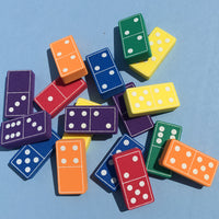 Foam Dominoes - McRuffy Press