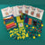 Fourth Grade Color Math Curriculum and Manipulative Kit