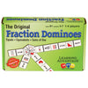 The Original Fraction Dominoes - McRuffy Press
