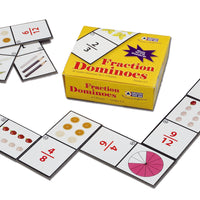 Fraction Dominoes - McRuffy Press