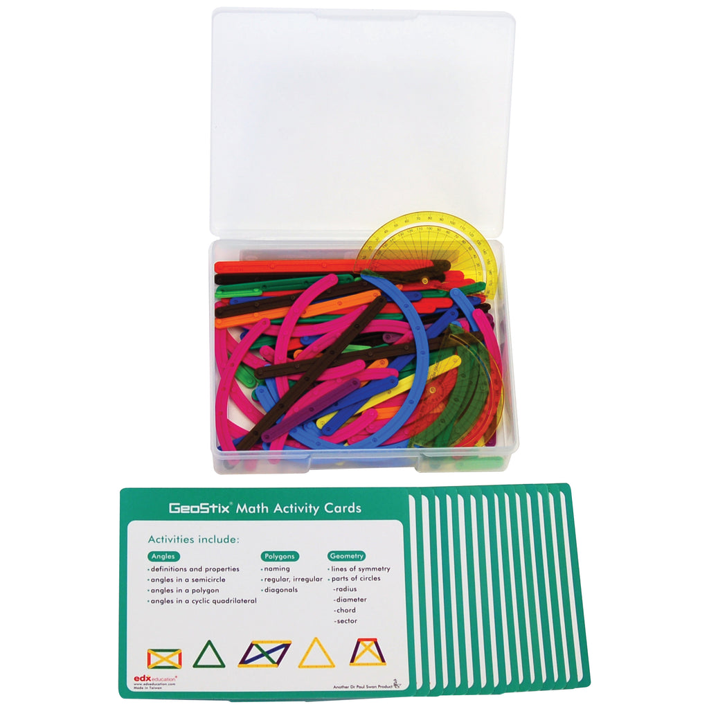 GeoStix Deluxe Set - McRuffy Press