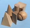 Wood Geometric Solids Introductory Set - McRuffy Press