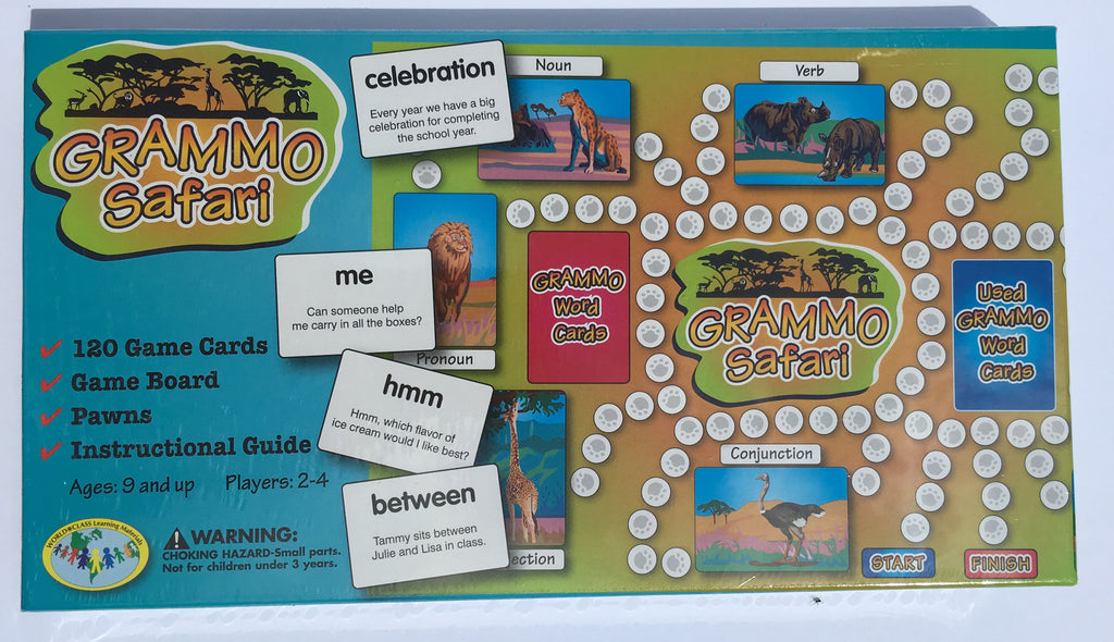Grammo Safari - McRuffy Press