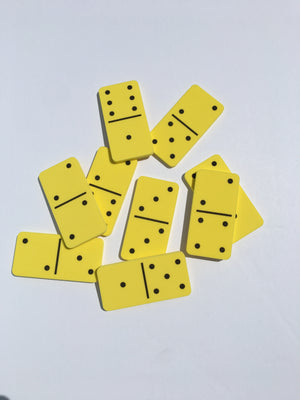Giant Foam Dominoes - McRuffy Press