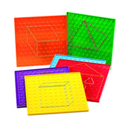 Isometric Geoboard - McRuffy Press