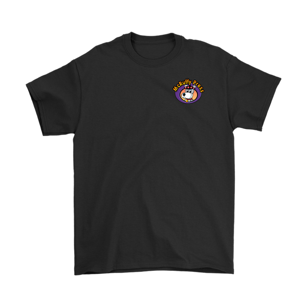 Heavy Weight McRuffy Logo shirt - McRuffy Press