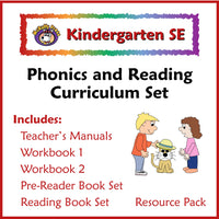 Kindergarten SE Phonics and Reading Curriculum