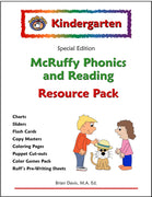 Kindergarten SE Phonics Resource Pack - McRuffy Press