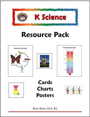 Kindergarten Science Resource Pack - McRuffy Press