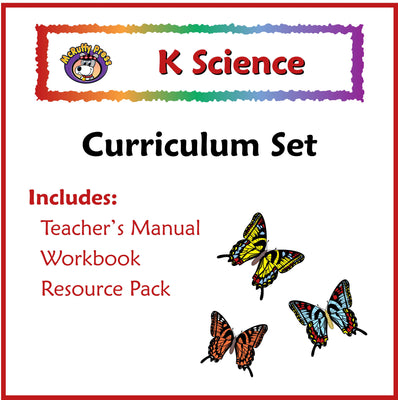 Kindergarten Science Curriculum - McRuffy Press